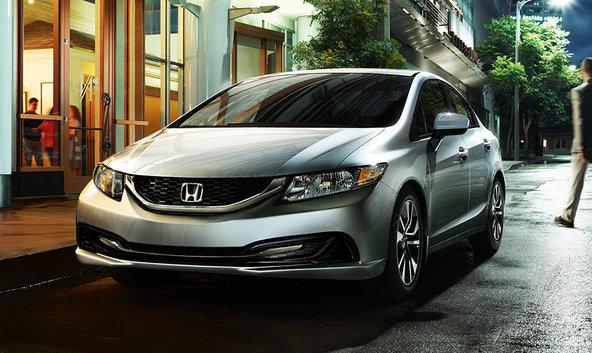 Honda Civic 2015: encore la plus vendue au Canada