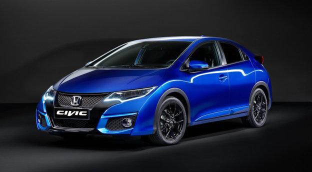 Honda Civic 2015 - Rester en pole position