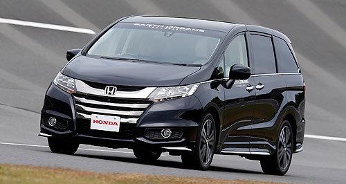 Honda Odyssey 2015: an easy choice