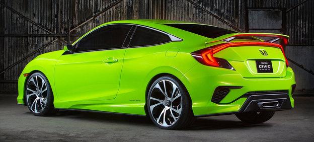 Honda dévoile ce qui pourrait être la prochaine Honda Civic