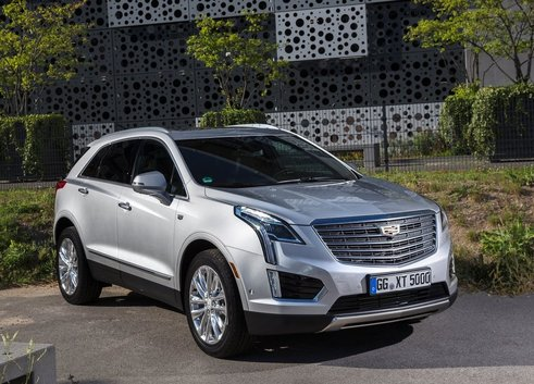 photo cadillac m general compact introduces small the automotive fleet motors courtesy operations suv of