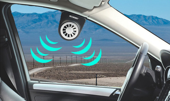 Keep Your Vehicle Cool In Summer Thanks To The Power Of The Sun!