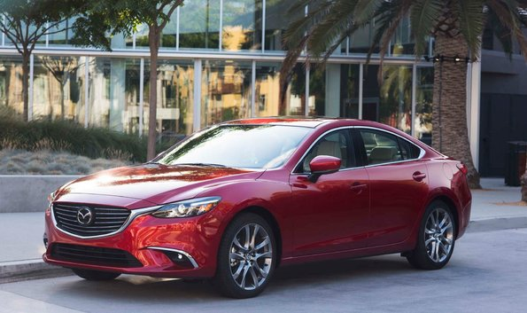 The Mazda 6, Truly A Pleasure To Drive!