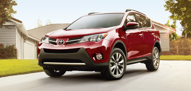 2015 Toyota RAV4 U2013 Spacious And Versatile, Good Fuel Economy, And Available  AWD