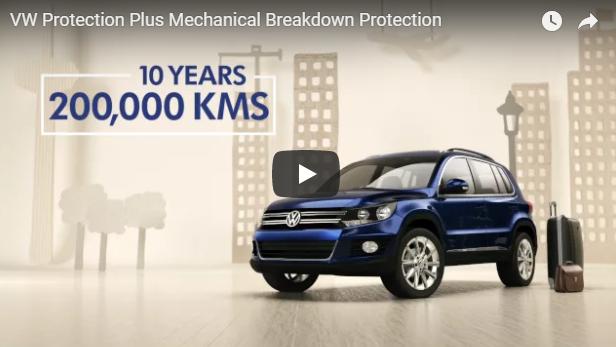 Volkswagen Protection Plus protection contre les bris mécaniques