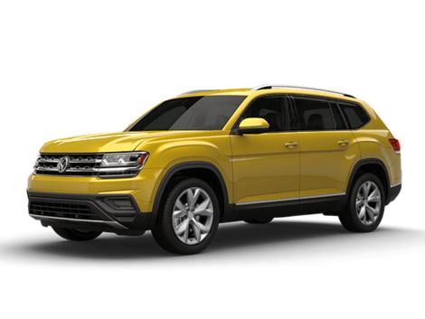 Le Volkswagen Atlas 2018 comblera tous vos besoins