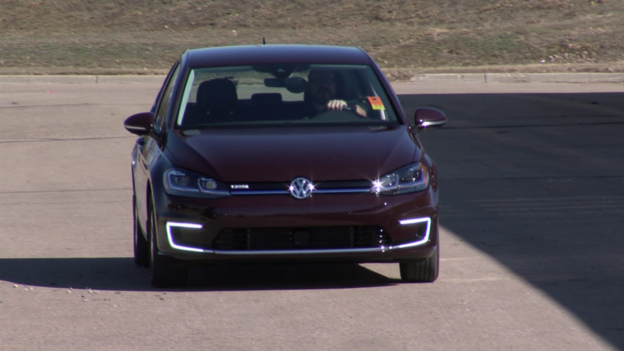 College Conducting Research on 2019 eGolf