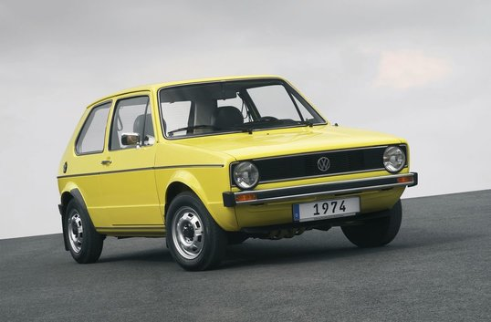 VW Has Sold A Golf Every 41 Seconds Since 1974