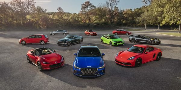 The 10 Best Cars of 2019