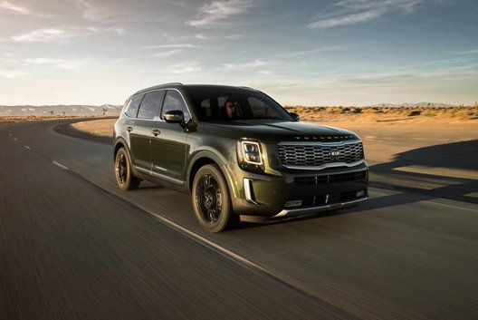 2020 Kia Telluride delivers for big families