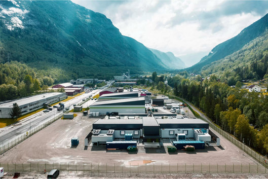 Volkswagen opens up a 100% carbon-neutral data center in Norway