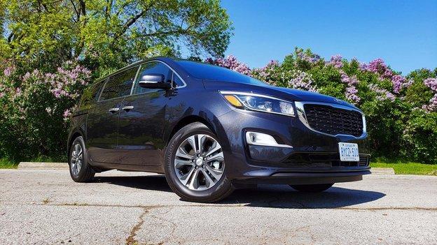 Test Drive: 2020 Kia Sedona SX Tech
