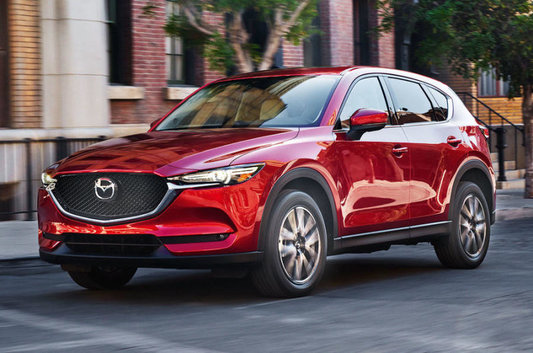 The CX-5: High-end has never been this affordable