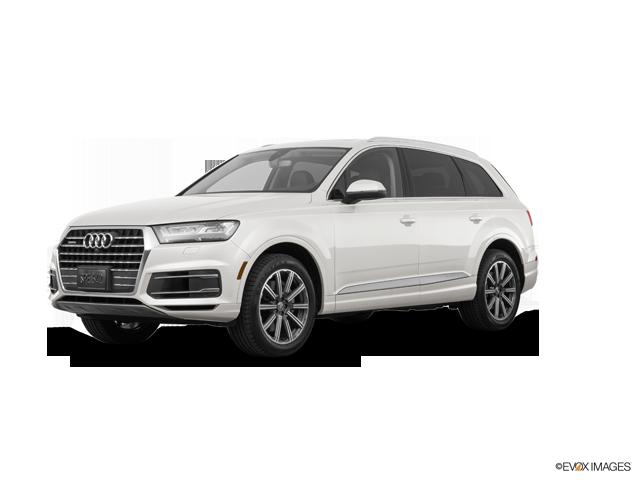 Audi Downtown Vancouver | 2019 Audi Q7 3 0T Technik quattro