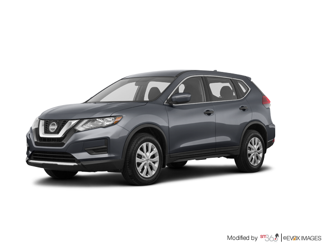 Nissan Rogue AWD S 2019