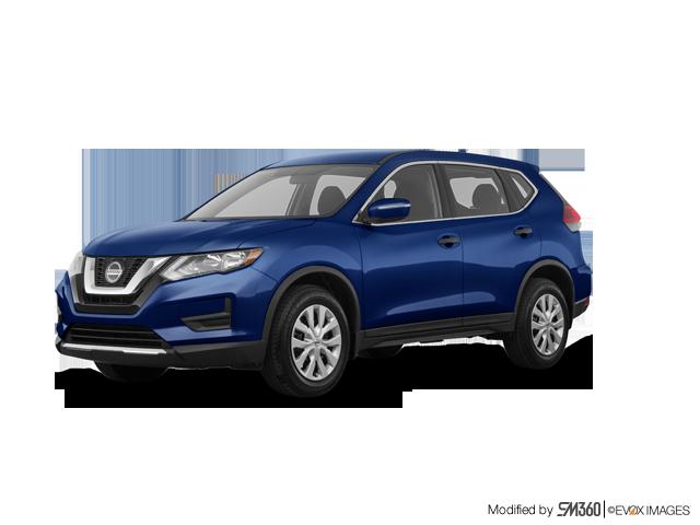 Nissan Rogue FWD S 2020