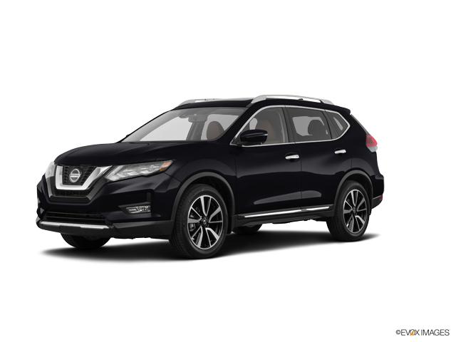 Nissan Rogue AWD SL Platinum 2020