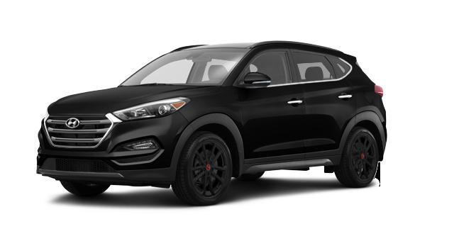 Hyundai Tucson 1.6T Noir 2018