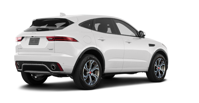 2018 Jaguar E-Pace First Edition