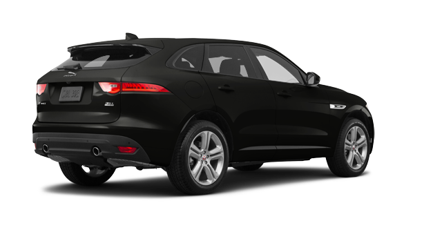 2018 Jaguar F-Pace R-SPORT