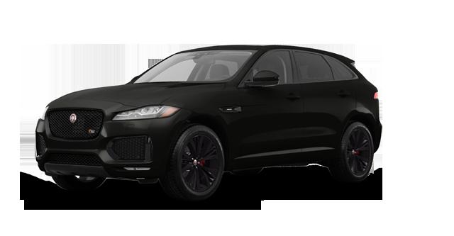 2018 Jaguar F-Pace S
