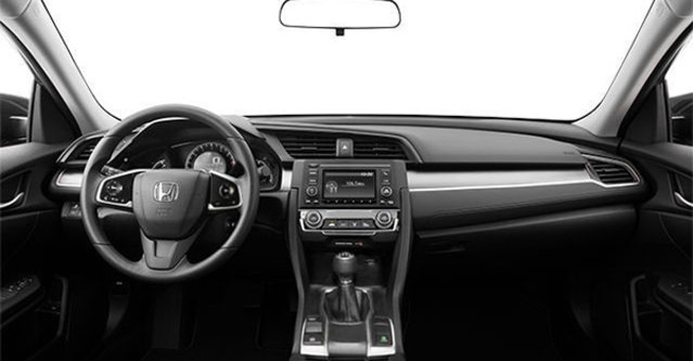 2019 Honda Civic Sedan DX