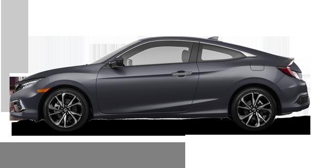2019 Honda Civic Coupe Touring