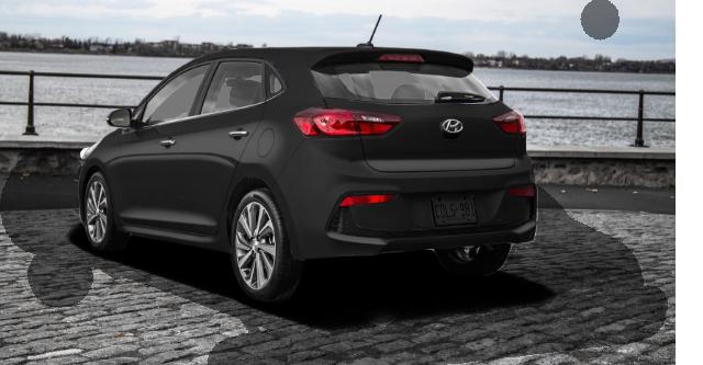 2019 Hyundai Accent 5 doors Ultimate