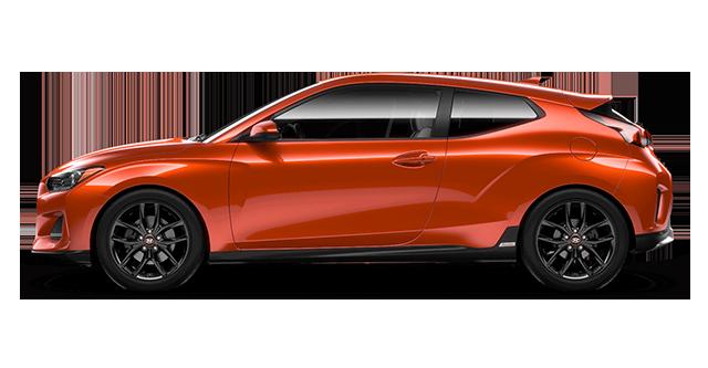 Hyundai Veloster À VENIR 2019