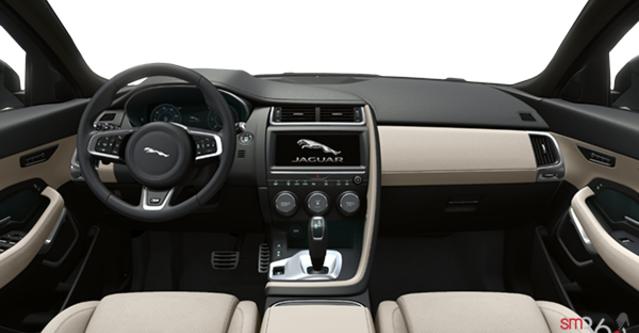 2019 Jaguar E-Pace R-DYNAMIC HSE