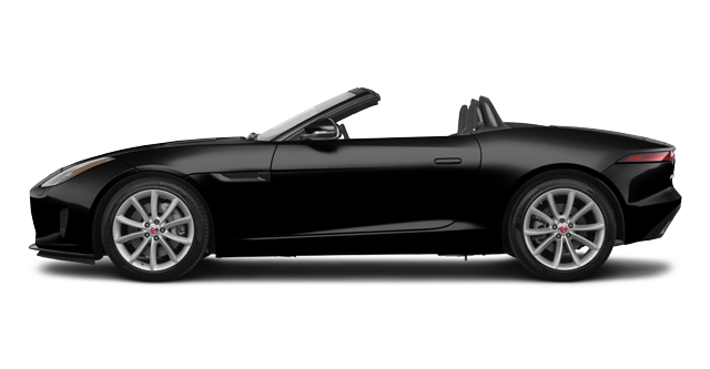 2019 Jaguar F-Type Convertible F-TYPE AWD