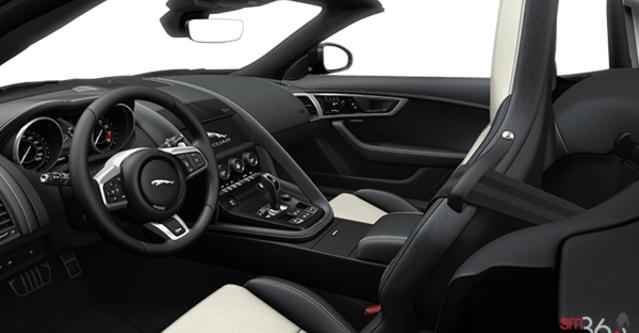 2019 Jaguar F-Type Convertible R
