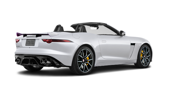 2019 Jaguar F-Type Convertible SVR AWD