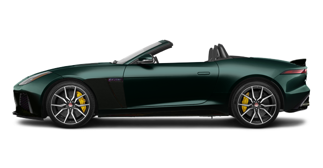 Jaguar F-Type Décapotable  2019