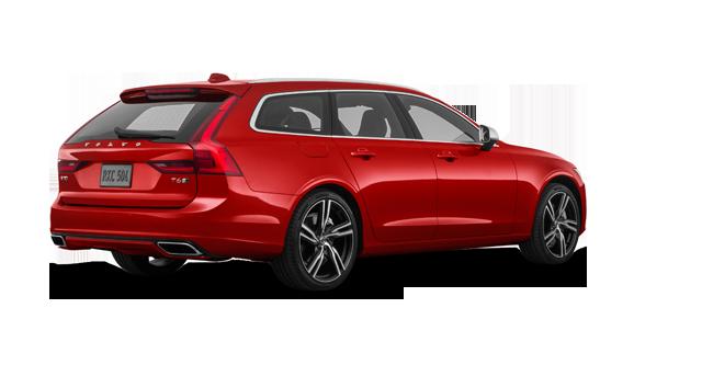 2019 Volvo V90 R-Design