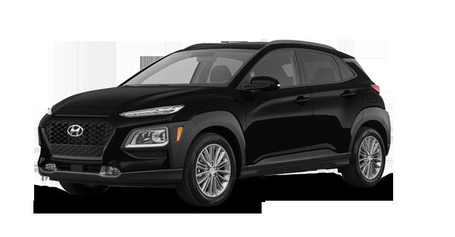 Hyundai Kona Luxury 2020