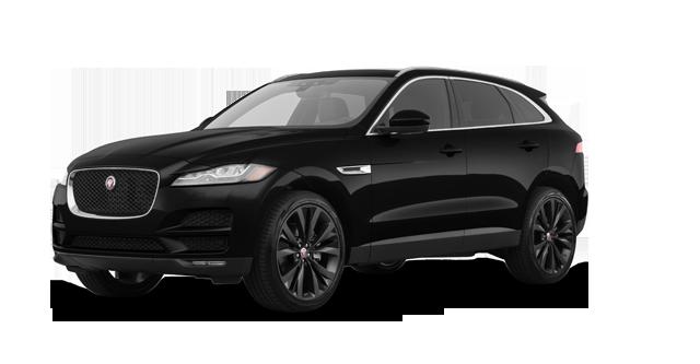 2020 Jaguar F-Pace PORTFOLIO