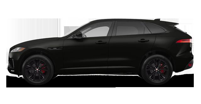2020 Jaguar F-Pace S