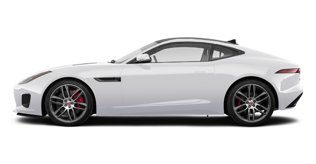 2020 Jaguar F-Type CHECKERED FLAG COUPÉ
