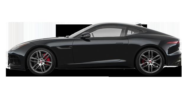 2020 Jaguar F-Type R COUPÉ
