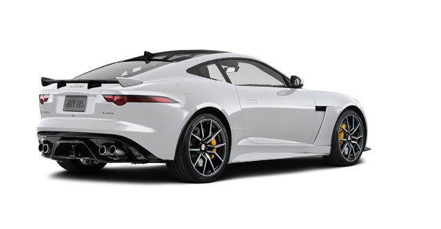 2020 Jaguar F-Type SVR COUPÉ