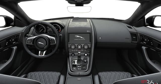 2020 Jaguar F-Type SVR COUPÉ
