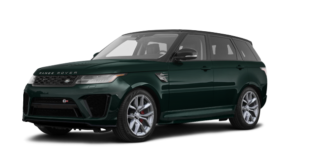 Land Rover Metro West The 2020 Range Rover Sport Svr In