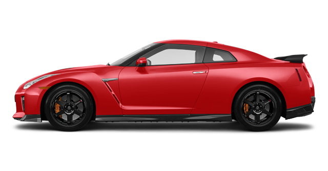 Nissan GT-R TRACK EDITION 2020