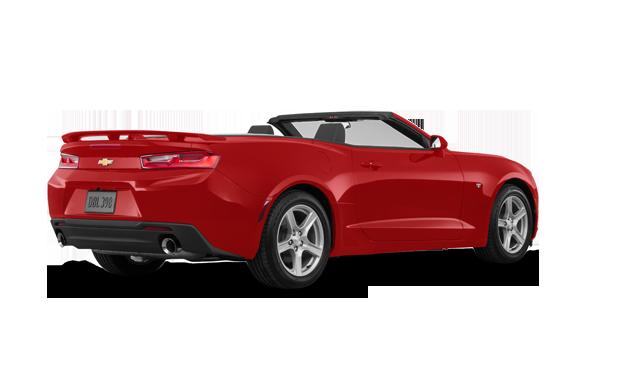 2017 Chevrolet Camaro convertible 1LS