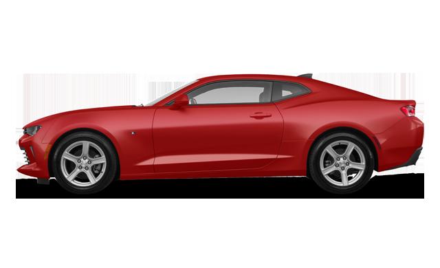 Chevrolet Camaro coupé 1LS 2017