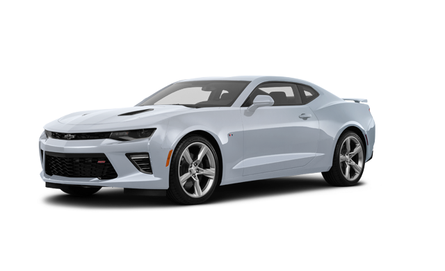 2017 Chevrolet Camaro coupe 1SS