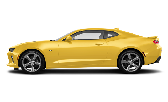 Chevrolet Camaro coupe 1SS 2017