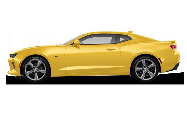 Chevrolet Camaro coupé 1SS 2017