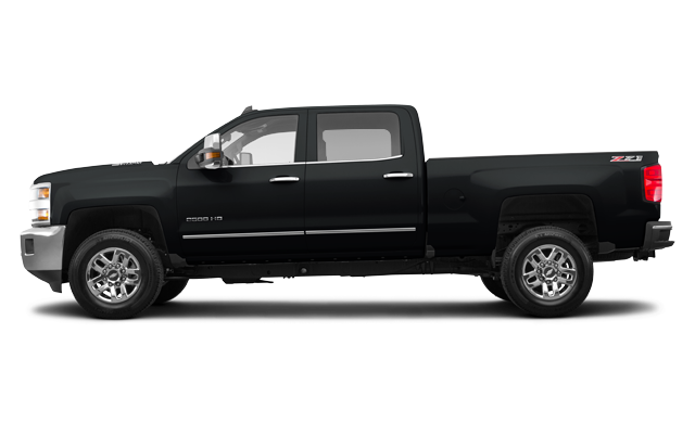 Chevrolet Silverado 2500hd Gatineau >> 2017 Chevrolet Silverado 2500hd Ltz Starting At 58105 0